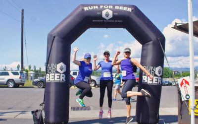 Join our 2019 Summer Series of 5K Fun Run's!