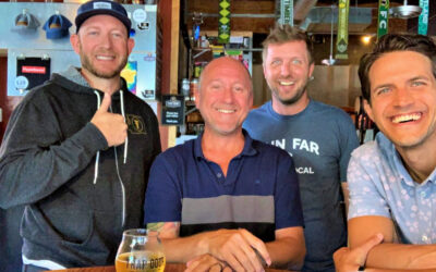 Catalysts for Joy: Bryan Shull, Trap Door Brewing in Vancouver, WA