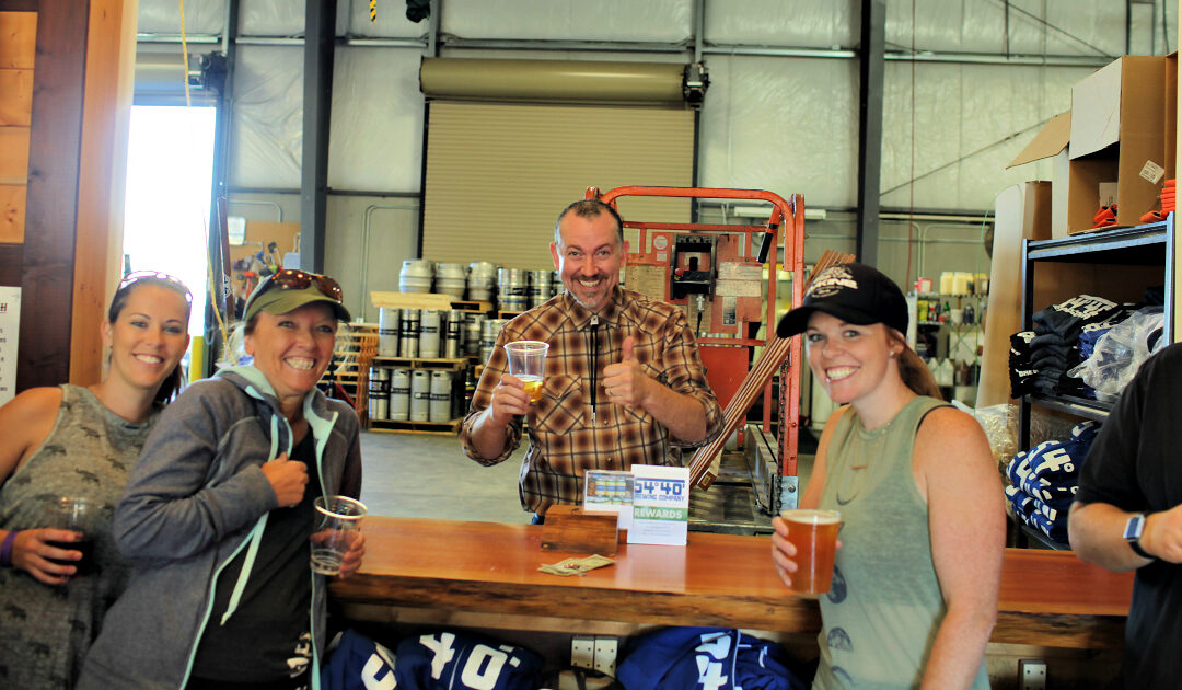 Engaging the Community with Bolt Minister, 54°-40′ Brewing