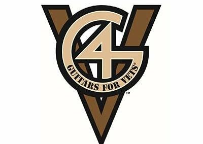 Guitars for Vets logo