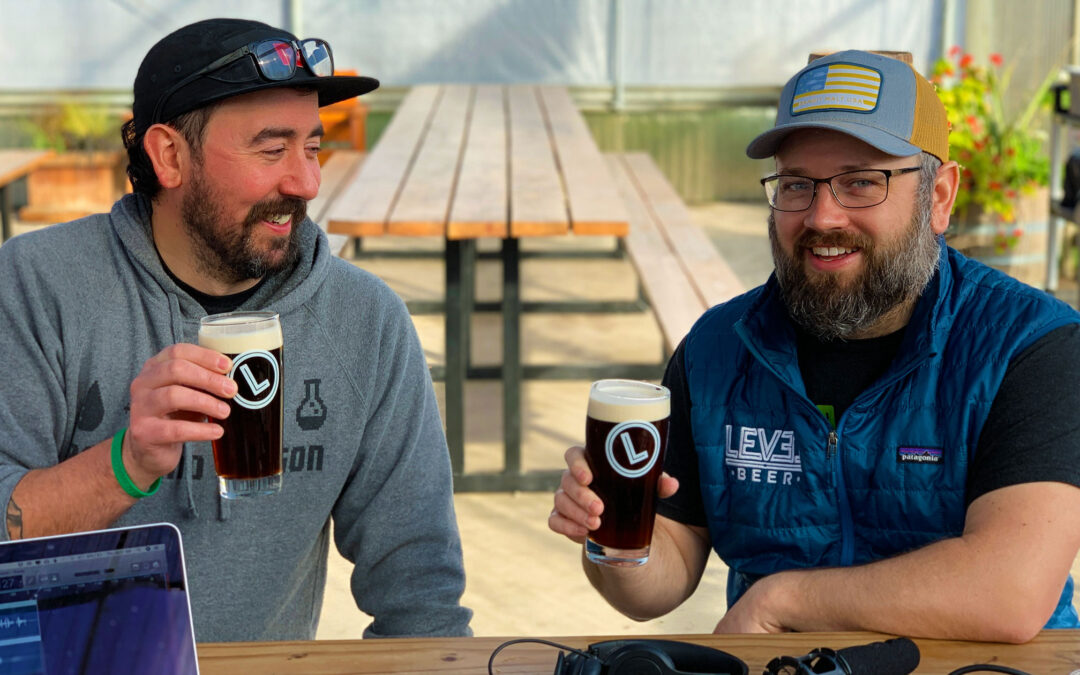 Community and Airplanes with Jason and Shane from LEVEL Beer