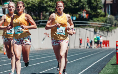 Take your running to the next level with Shasta Zielke