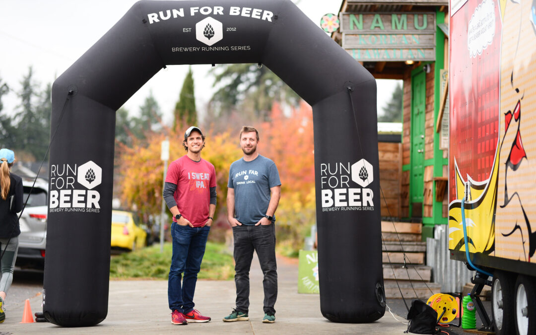 Oregon Brewery Running Series in the Time of Coronavirus