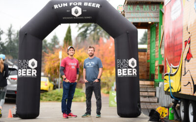 Oregon Brewery Running Series in the Time of Coronavirus