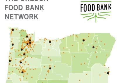 The Oregon Food Bank Network