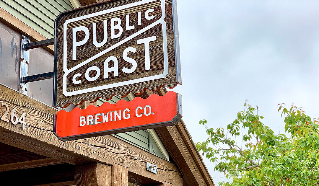 Happy Birthday Public Coast Brewing