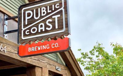 Happy Birthday Public Coast Brewing