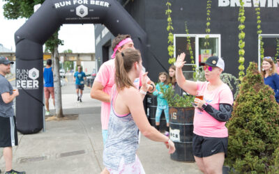 Running Through Cancer with Shannon Preston