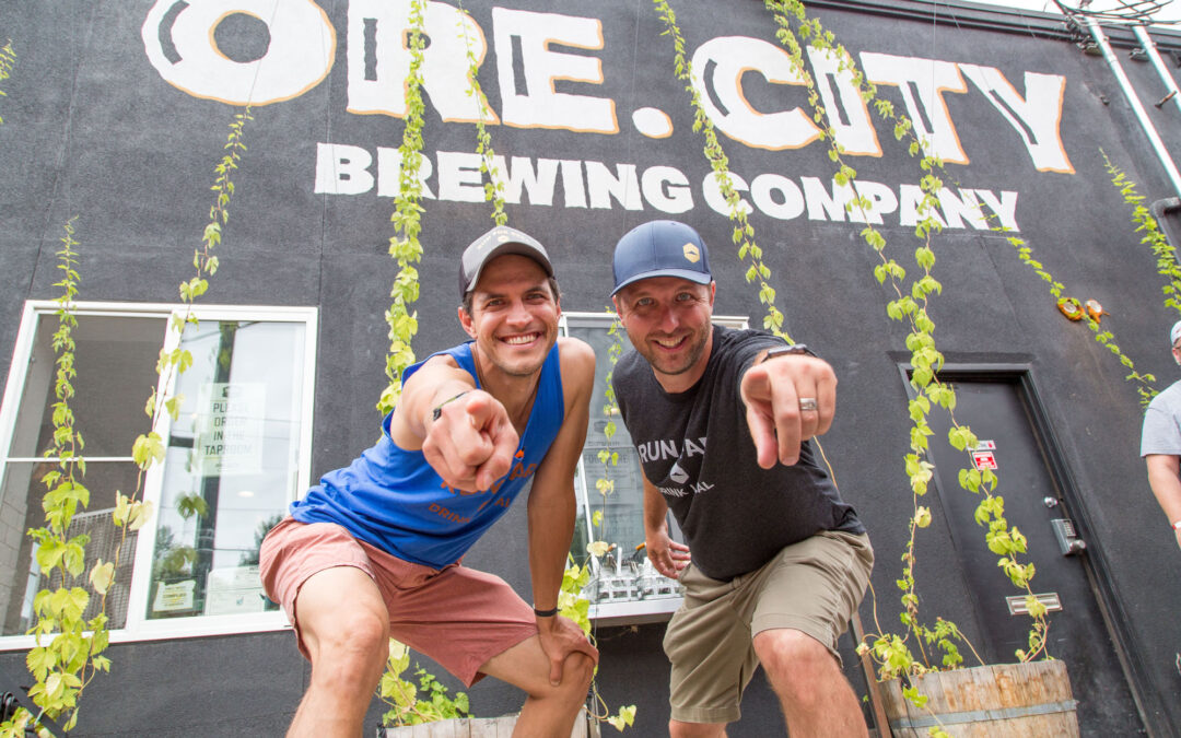 Catching up with Bryce Morrow from Oregon City Brewing