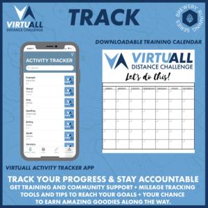 Virtuall Distance Challenge _TRACK