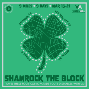 VirtuALL Shamrock the Block