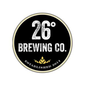 Beer run at 26 Degrees event logo