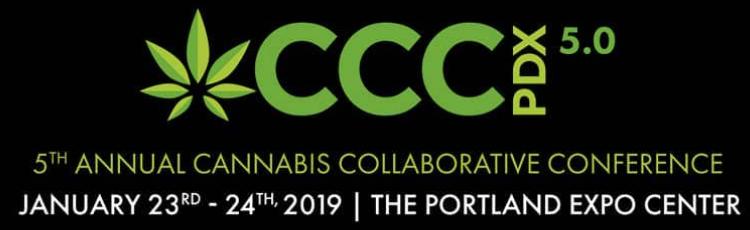Cannabis Collaborative Conference (CCC) 2019