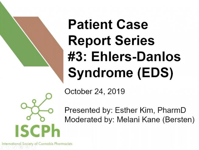 Patient Case #3: Ehler's Danlos Syndrome