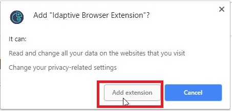 Installing the browser extension in Chrome – Practice