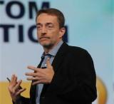 VMware CEO Pat Gelsinger at VMworld