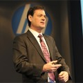 Dan Baigent, senior director of business development for HP Cloud