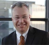 Former Microsoft exec Stephen Elop is reportedly one of the finalists for the CEO role.