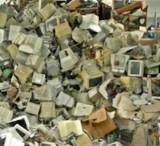 Pile of monitors