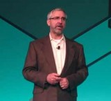 Gary Bixler speaking at Red Hat Cloud Symposium
