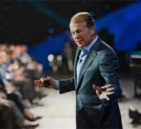 Cisco CEO John Chambers at CES 2014