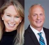 HP's Lisa Wolfe and John Flowers