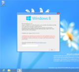 Microsoft Windows 8.1 screenshot