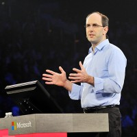 Scott Guthrie, executive vice president of Microsoft's Cloud and Enterprise Group