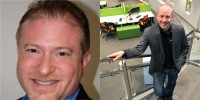 Insite COO Doron Kaminski and F12 CEO Alex Webb