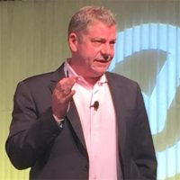Marc Andrews, head of worldwide sales at Symantec