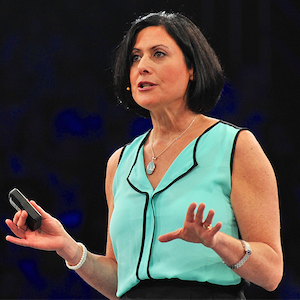 Gavriella Schuster, corporate vice president of commercial partner channels and programs for Microsoft