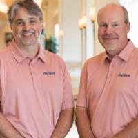Jimmy Puckett and David Wilkeson, developers of MySlice
