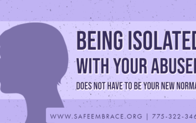 DOMESTIC VIOLENCE DURING ISOLATION