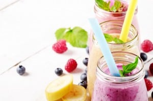 smoothie recipe for healthy skin