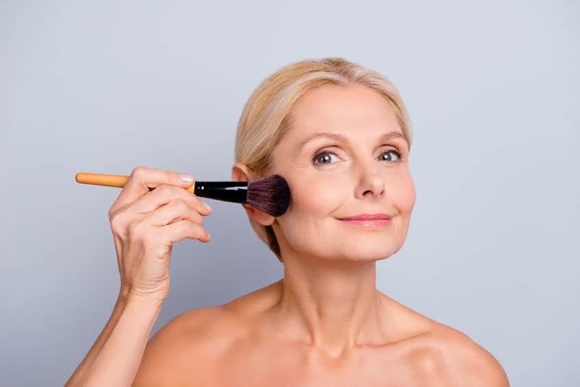 makeup for mature skin