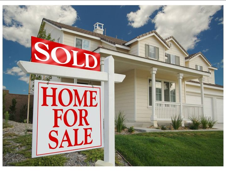record real estate sales in April 2015