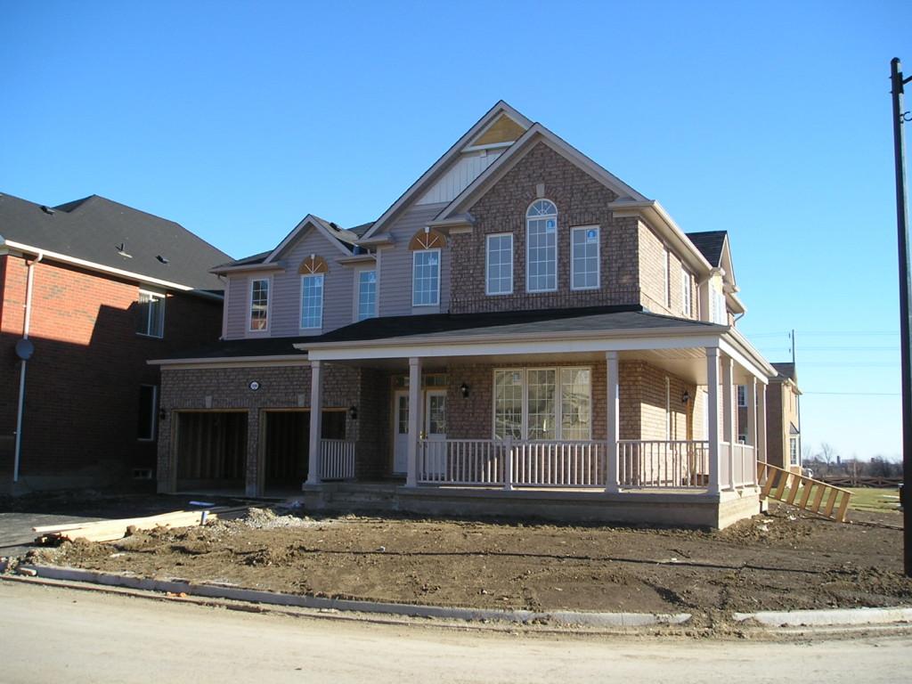 real estate market new homes