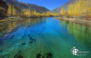 gojal in hunza river