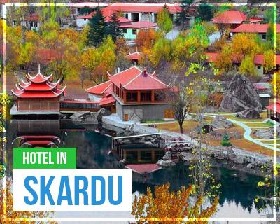Hotels-In-Skardu