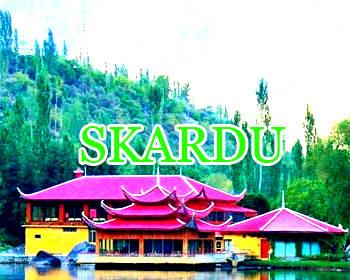 Skardu tour packages