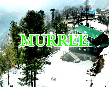 murree tour packages
