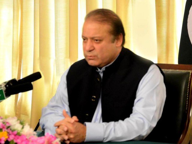 Not in G-B for container politics, Nawaz hits out at Imran