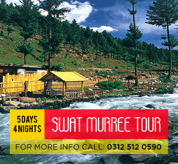 Swat-Valley-Murree-Tour-Package