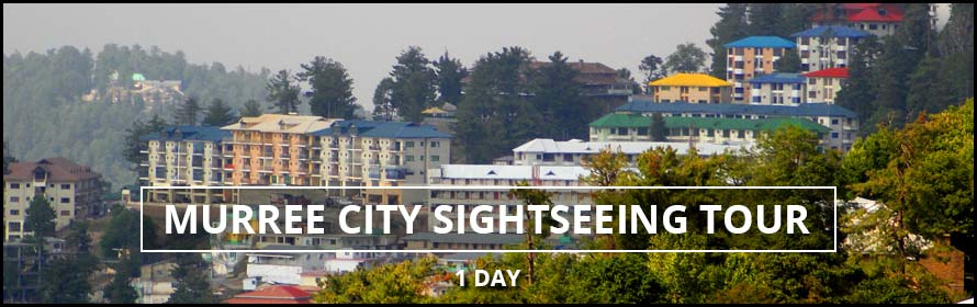 Murree Sightseeing Day Tour packages and Prices