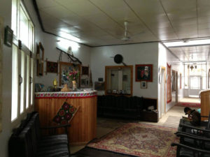 Diran Guest house Reception areas in shot