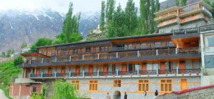 Hunza Embassy Hotel Karimabad Gilgit Baltistan