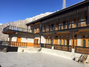 Embassy Hotel Hunza Outdoors in karimabad