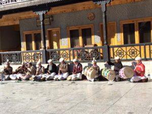 Cultural Music in Hunza Embassy Hotel