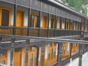 Hunza Embassy Rooms View