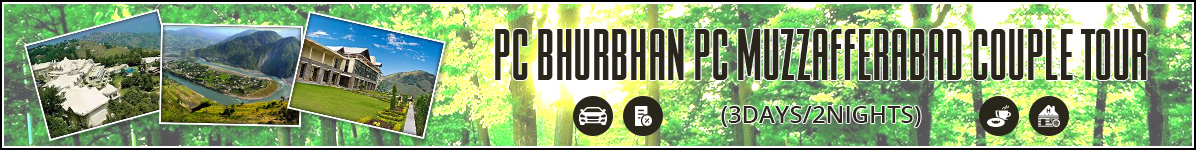 PC Bhurbhan PC Muzzafferabad Honeymoon Couple Tour Package